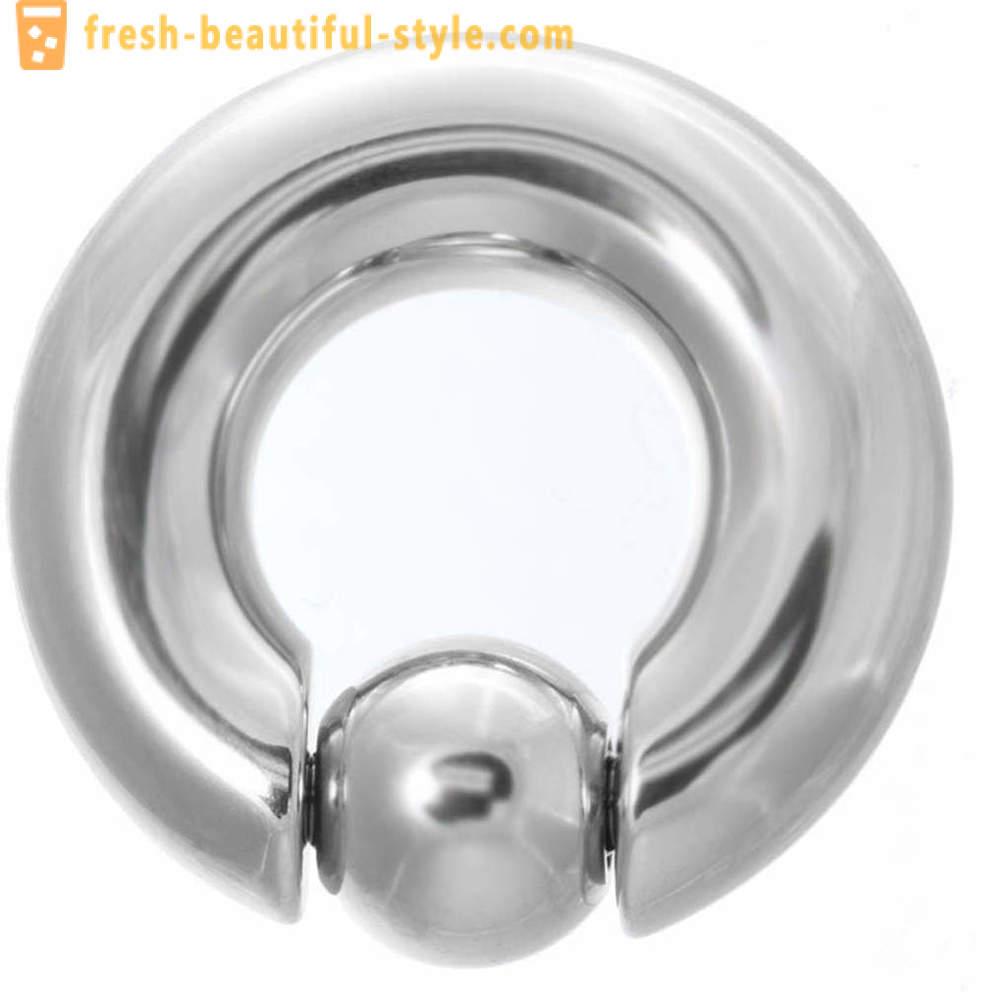 Arten piercing intim Piercing
